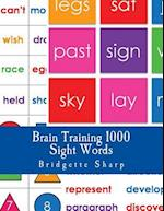 Brain Training Sight Words