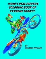 Mojo's Real Photos Coloring Book of Extreme Sports