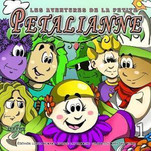 Bog, paperback Les Aventures de La Petite Petalianne (French Edition) af MR Luanga Nuwame