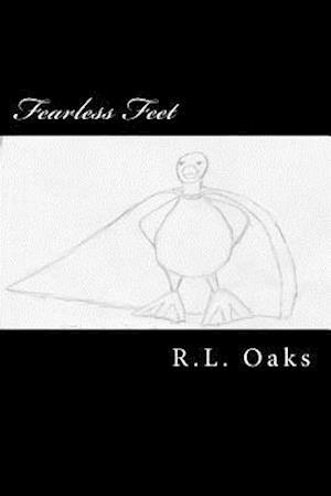 Bog, paperback Fearless Feet af R. L. Oaks