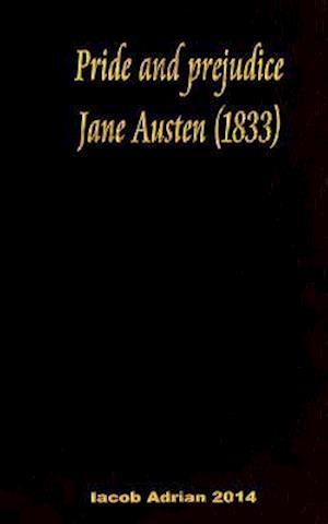 Bog, paperback Pride and Prejudice Jane Austen (1833) af Iacob Adrian