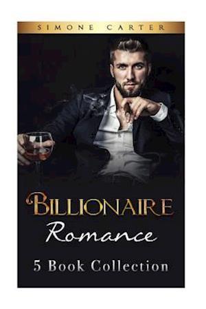 Bog, paperback Billionaire Romance af Simone Carter