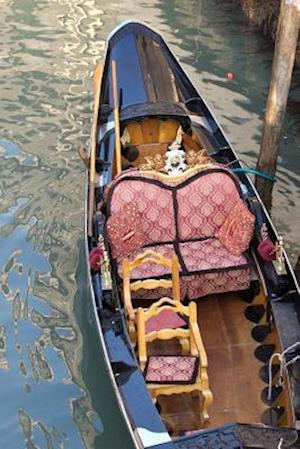 Bog, paperback Comfortable Seats for the Gondola Ride in Venice Italy Journal af Cs Creations
