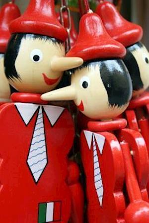 Bog, paperback Cute Pinocchio Puppets Journal af Cs Creations