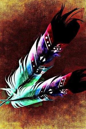 Bog, paperback Cool Painted Feathers 5 af Unique Journal