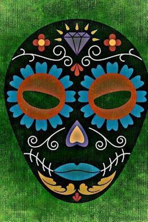 Bog, paperback Cool Painted Native Mask 2 af Unique Journal