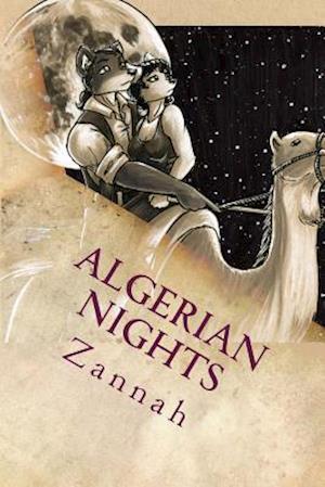 Bog, paperback Algerian Nights af Zannah