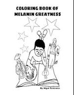 Coloring Book of Melanin Greatness af MR Nigel Robinson