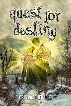 Bog, paperback Quest for Destiny (the Destiny Trilogy Series) af Cris Pasqueralle