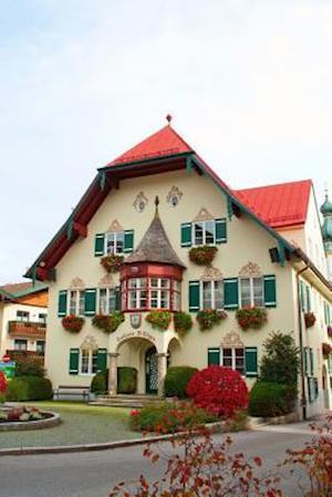 Bog, paperback St. Gilgen Town Hall in Austria Journal af Cs Creations