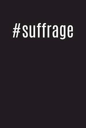 Bog, paperback #Suffrage af Journals and More