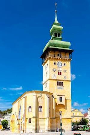 Bog, paperback Town Hall in Retz, Lower Austria Europe Journal af Cs Creations