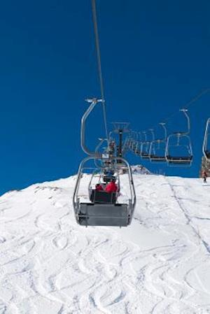 Bog, paperback A Ski Lift in the European Alps Winter Sports Journal af Cs Creations