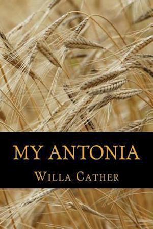 Bog, paperback My Antonia af Willa Cather