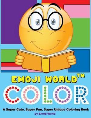 Bog, paperback Emoji World Color af Emoji World