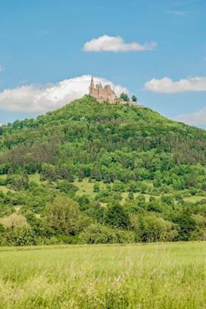 View of Hahenzollern Castle in Baden Wurttemberg Germany