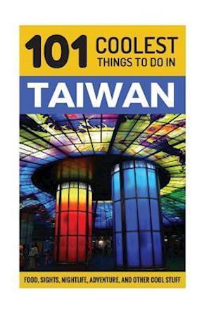 Bog, paperback Taiwan af 101 Coolest Things