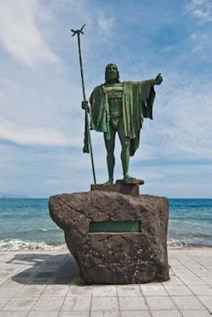 Bog, paperback A Guanches Indian Statue Tenerife Canary Islands Journal af Cs Creations