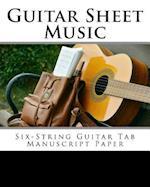 Guitar Sheet Music