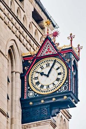 Bog, paperback Royal Courts of Justice Clock in London England Journal af Cs Creations