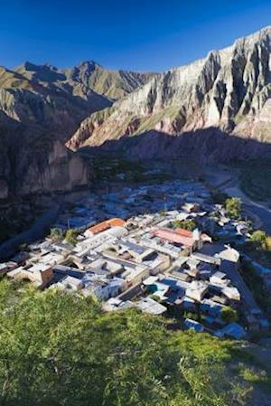 Bog, paperback A Town in Quebrada de Humahuaca Argentina South America Journal af Cs Creations