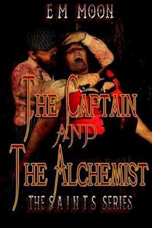 Bog, paperback The Captain and the Alchemist af E. M. Moon