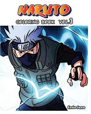Bog, paperback Naruto af Endo Sano