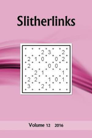 Bog, paperback Slitherlinks af A. Puzzler