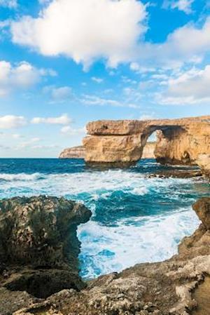 Bog, paperback Azure Window on Gozo Island Malta Journal af Cs Creations