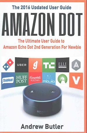 Bog, paperback Amazon Echo af Andrew Butler