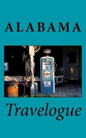 Bog, paperback Alabama Travelogue af Travel Books