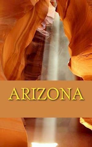 Bog, paperback Arizona af Travel Books