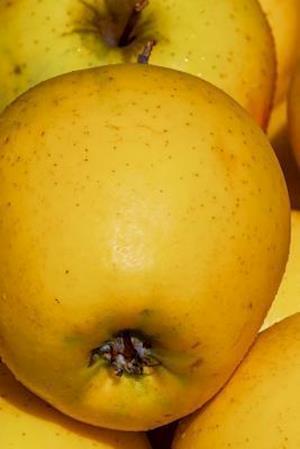 Bog, paperback The Golden Delicious Apples Journal af Cool Image