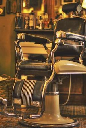 Bog, paperback The Barber Chair Journal - Ready for a Haircut? af Cool Image