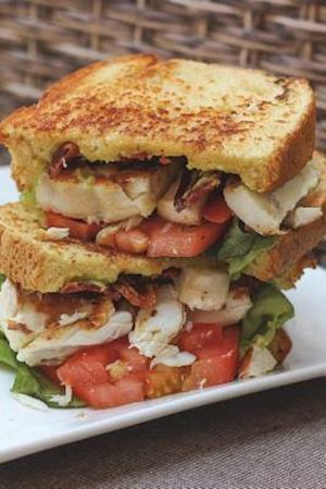 Bog, paperback The Blt Journal - Bacon Lettuce and Tomato Sandwich - Yummy! af Cool Image
