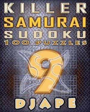 Bog, paperback Killer Samurai Sudoku af Djape