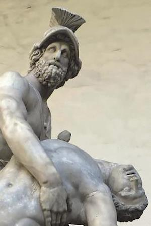 Bog, paperback Statue of Menelaus in Florence Italy Journal af Cool Image