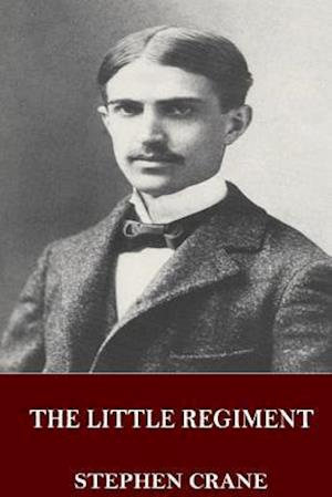 Bog, paperback The Little Regiment af Stephen Crane