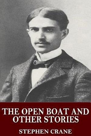 Bog, paperback The Open Boat and Other Stories af Stephen Crane