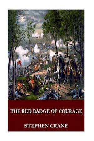Bog, paperback The Red Badge of Courage af Stephen Crane