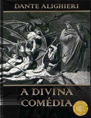 Bog, paperback A Divina Comedia af Dante Alighieri