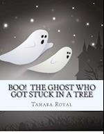 Boo! the Ghost Who Got Stuck in a Tree