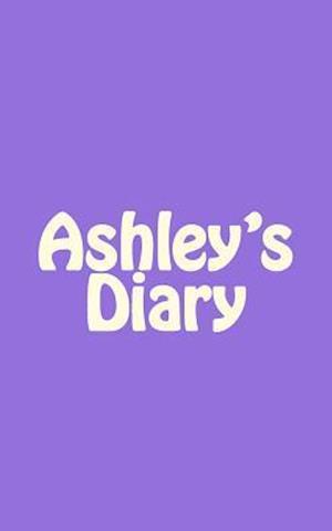 Bog, paperback Ashley's Diary af Irreverent Journals