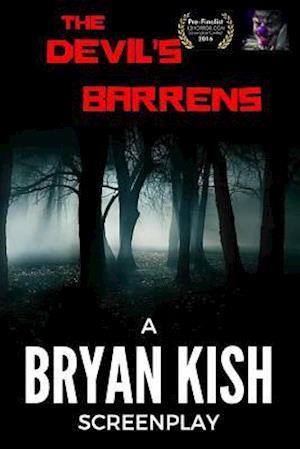 Bog, paperback The Devil's Barrens af Bryan Kish