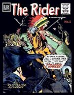 The Rider #1 af Ajax Publications