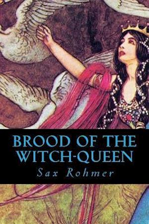 Bog, paperback Brood of the Witch-Queen af Sax Rohmer
