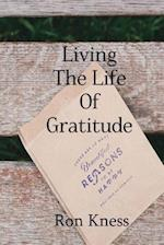 Living the Life of Gratitude