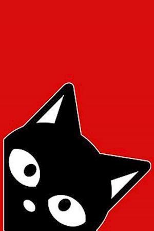 Bog, paperback Peek a Cat af Journals and More