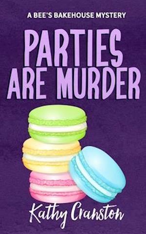 Bog, paperback Parties Are Murder af Kathy Cranston