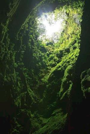 Bog, paperback Algar Do Carvao Cave on Terceira Island Azores Portugal Journal af Cs Creations
